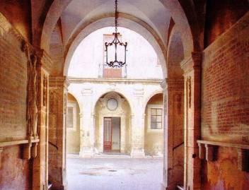 La sede storica del Liceo Classico