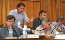Un intervento del consigliere</br> Giuseppe Bastante.