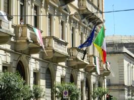 La sede della Provincia di Via Malta.